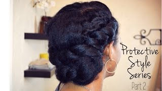 | 73 | Double Twists & Tuck - Protective Style Series Part 2 Of 4