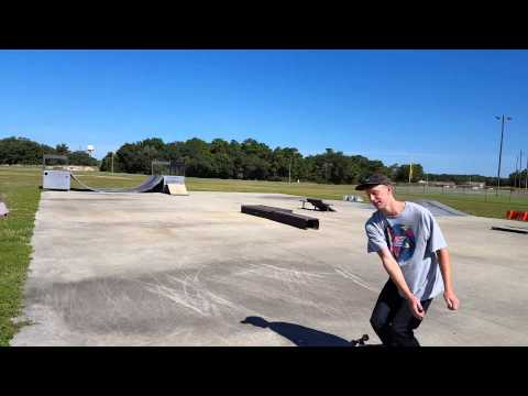 2015 Skatepark at Tyndall Air Force Base
