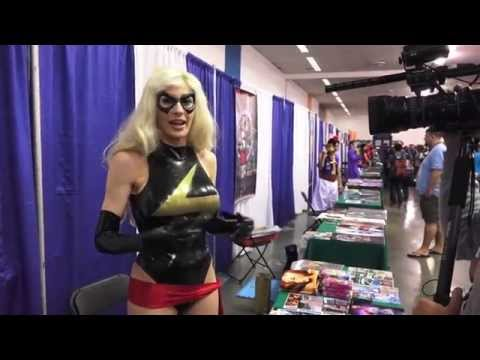 BigWow Comicfest 2015: Cosplayer/Designer Marie-Claude ...