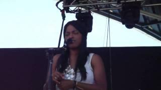 Creep cover, Angel Taylor, Summerfest 2010