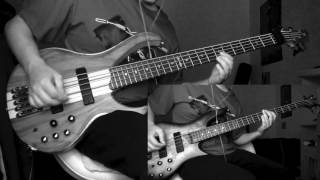 Chevelle - Twinge Bass Cover HD