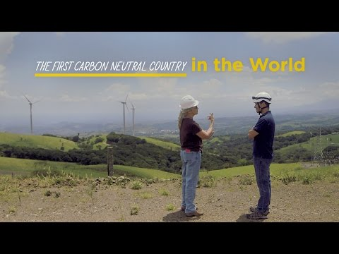 The First Carbon Neutral Country in the World