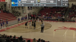 4A State Tournament: Lady Goblins vs DeQueen
