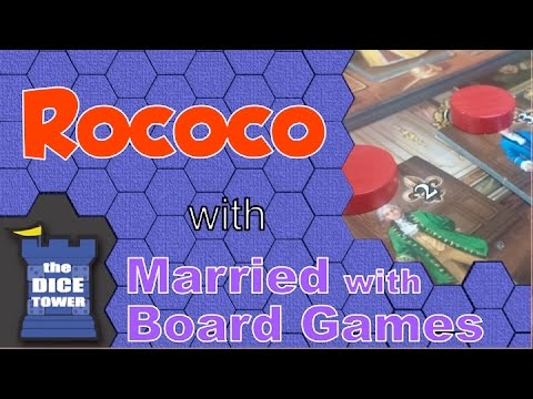 Rococo Review - with Married with Board Games
