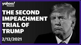 Trump's second impeachment trial: February 12, 2021 (Day 4)