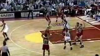 Bulls vs. Heat 1992 Game 3 (3/...)