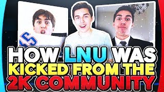 How LostNUnbound Got Kicked From The 2K Community