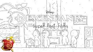 Super Fast Film | Disney Descendants