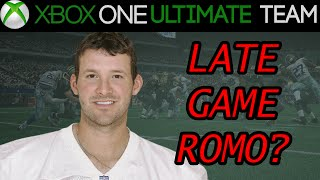 Madden 15 - Madden 15 Ultimate Team - LATE GAME ROMO?  - | MUT 15 Xbox One Gameplay