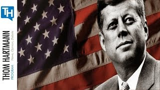 Has America Stopped Reaching For John Kennedy's Vision Of Peace