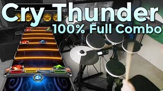 DragonForce - Cry Thunder 100% FC (Expert Pro Drums RB4)