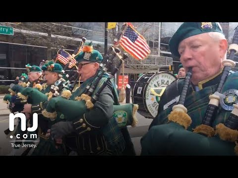 Newark's 83rd Annual St. Patrick's Day Parade