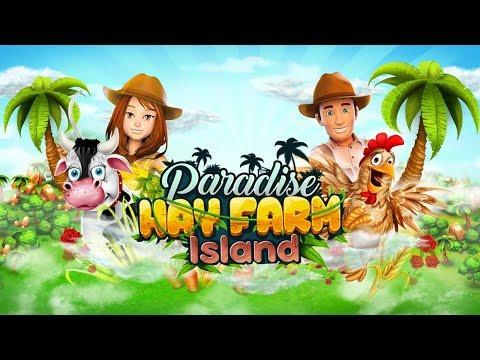 Paradise Hay Farm Island - Offline Game - Free Android app ...