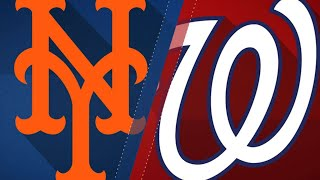 Conforto, McNeil lead Mets to 8-6 win: 9/23/18 - Video Youtube