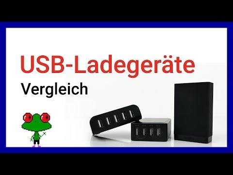 USB Ladegerät Vergleich / Test - Anker, KabelDirekt, RAVPower