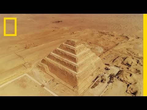 Why Did Ancient Egyptians Stop Building Pyramids?