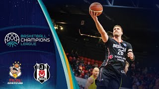 LIVE 🔴 -  Filou Oostende v Besiktas Sompo Japan - Basketball Champions League 2018-19