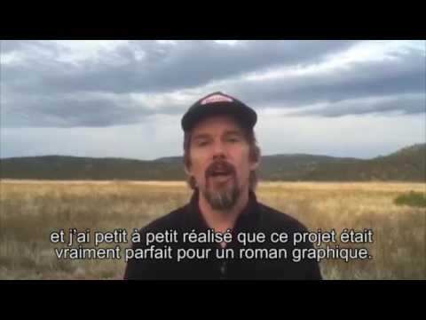 Vidéo de Ethan Hawke