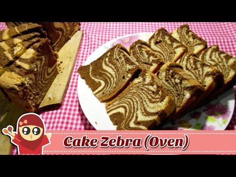 Video Resep: Cara Membuat Kue Zebra Panggang | ARDIYANTI ULYANA