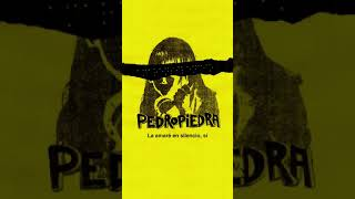 Pedropiedra   Amar En Silencio (audio Oficial)
