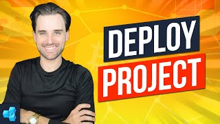 Deploy Project: How To How To Build A Blockchain App - PT8