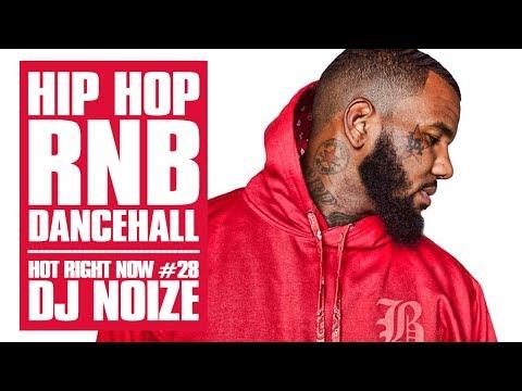 Hot Right Now #28 |Urban Club Mix September 2018 | New Hip Hop R&B Rap Dancehall SongsDJ Noize
