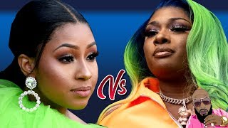 Megan Thee Stallion DRAGS The City Girls On IG And...Brings Backup!!!