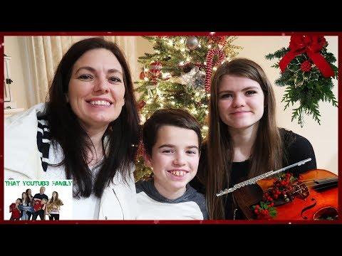 Christmas Lights Scavenger Hunt / That YouTub3 Family