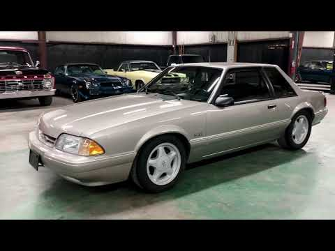 1990 Ford Mustang (CC-1424104) for sale in Sherman, Texas