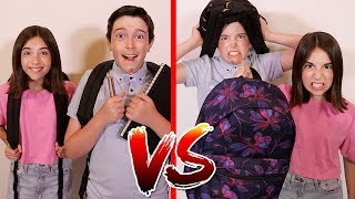 EXPECTATION vs REALITY - Back To School