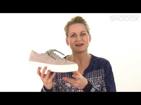 Gabor sko – Ruskinds Sneakers (Rosa) item no.: 84-314-14