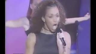 Soul Train 99' Performance - Chanté Moore - Chanté's Got A Man!