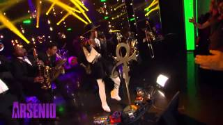 Prince & The New Power Generation Perform 'Mutiny'