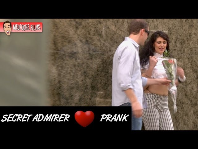 The Most Romantic Prank Ever Made. Send This Video To Someone You Admire!  Even