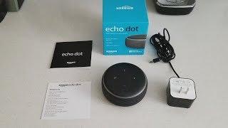 Amazon Echo Dot 3rd Gen Review - What Can It Do?