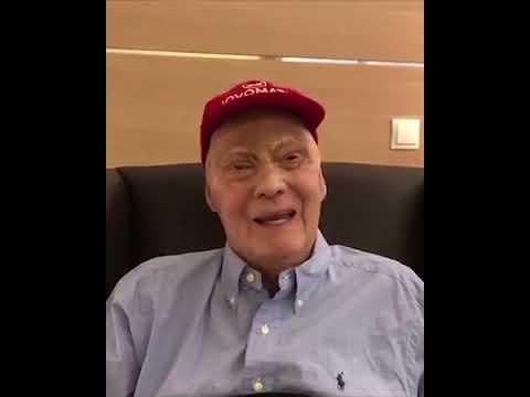 Niki Lauda sends message to his Mercedes team