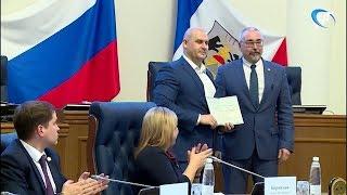 Выпускники госпрограммы по подготовке управленческих кадров получили дипломы