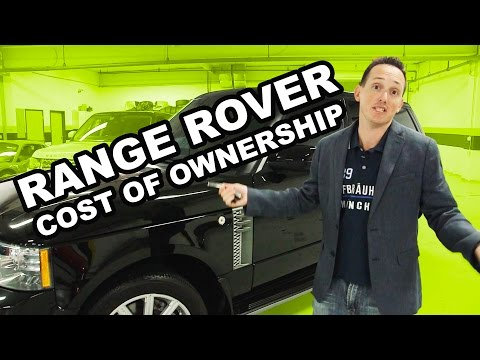 Supercharged Range Rover - Cost Of Ownership