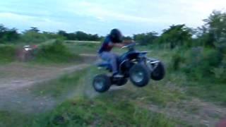 preview picture of video 'probando los saltos'