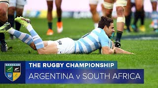 HIGHLIGHTS: 2018 TRC Rd 2: Argentina v South Africa