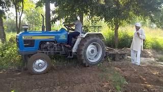 Hmt Tractor 4022 pulling harrow || Part -2 || Tractor Lover Jaat