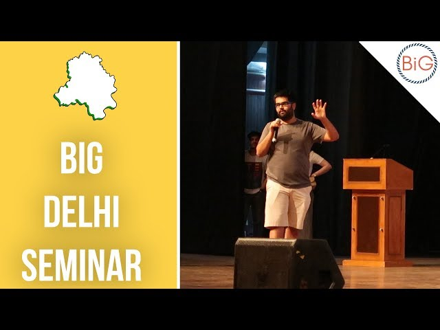 Bharat in Germany India Seminars 2019