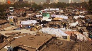 Dhobhi Ghat in Mumbai, Maharashtra