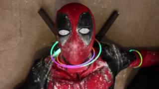 Deadpool Paints a Picture