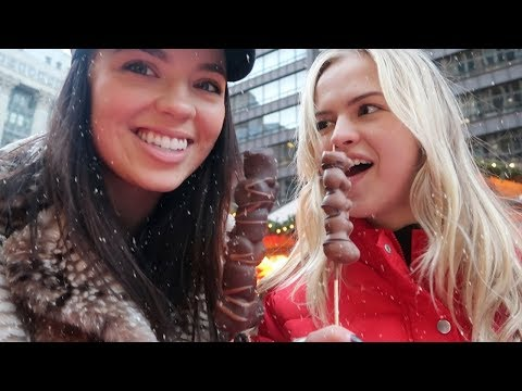 CITY DATE & FAMILY TRADITIONS! VLOGMAS 2017