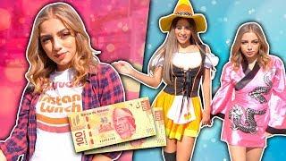Outfit de tianguis con 100 pesos Ft. Kim Shantal