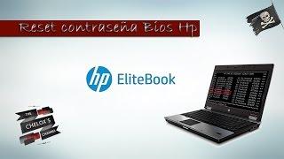 Hp Elitebook 8570p Bios