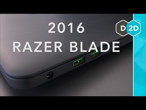 2016 Razer Blade Review – The Best Gaming Laptop?