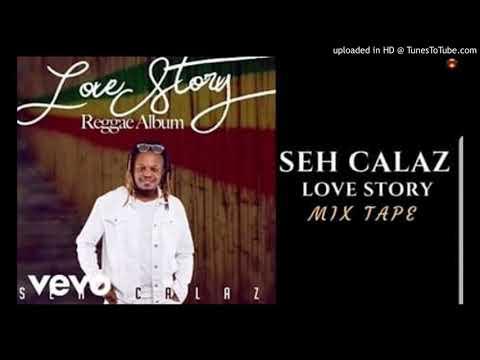 BRAND NEW SEH CALAZ_LOVE STORY ALBUM MIXTAPE