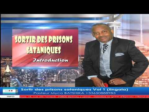 """""""SORTIR DES PRISONS SATANIQUES"""" Volume 1 (lingala)"""